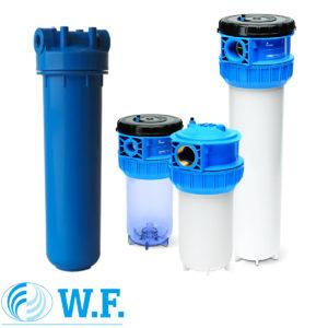 Filtergehäuse Jumbo WF
