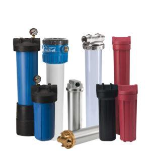 Filtergehäuse Spezial