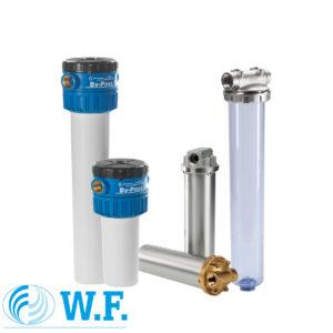 Filtergehäuse Spezial WF