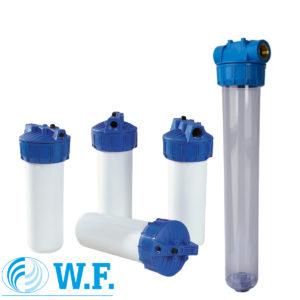 Filtergehäuse Standard WF